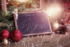 Christmas festive mood Royalty Free Stock Images
