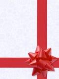 Christmas Festive Ribbon Stock Images