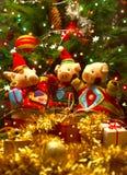 Christmas festivities stock images