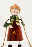 Christmas figurine Stock Photography