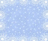 Christmas fine blue background Royalty Free Stock Photos