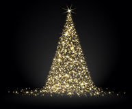 Christmas fir Royalty Free Stock Images