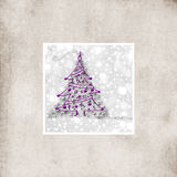 Christmas fir background Stock Photo