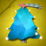 Christmas fir  background Royalty Free Stock Photography