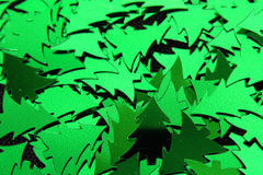 Christmas fir tree decoration Stock Photography