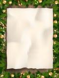Christmas fir tree. EPS 10 Royalty Free Stock Image