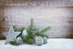 Christmas background. Stock Photography