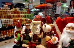 Christmas fixtures Royalty Free Stock Photos