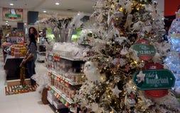 Christmas fixtures Stock Photography
