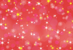 Christmas flash light background Royalty Free Stock Photo