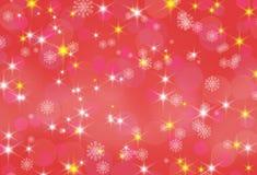 Christmas flash light background Royalty Free Stock Photo