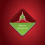 Christmas Flyer or Cover Design Royalty Free Stock Images