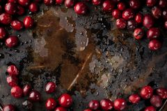Christmas food. Ingredients for cooking Christmas baking royalty free stock images