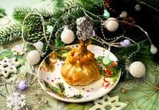 Christmas food Stock Photos