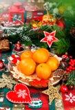 Christmas food Stock Photography