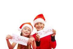 Christmas foretaste Stock Photos