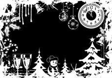 Free Christmas Frame Royalty Free Stock Image - 11776506