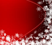 Christmas frame. Beautiful Christmas background - computer generated for your projects Royalty Free Stock Images