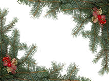 Free Christmas Frame Royalty Free Stock Photos - 1500468