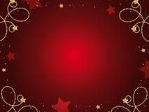 christmas frame απεικόνιση αποθεμάτων