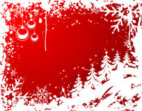 Free Christmas Frame Royalty Free Stock Image - 16809656
