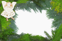 Free Christmas Frame Royalty Free Stock Images - 5306149
