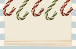 Christmas Frame Background vector illustration