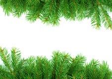 Christmas framework Royalty Free Stock Images