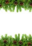 Christmas framework Royalty Free Stock Photos