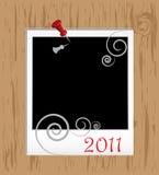 Christmas Framework Royalty Free Stock Image