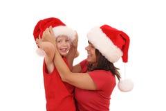 Christmas fun Stock Photography