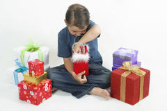 Christmas Fun Royalty Free Stock Photo