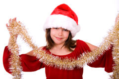 Christmas fun. Royalty Free Stock Photography