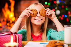 Christmas fun. Royalty Free Stock Images