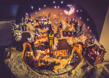 Christmas fun decoration Royalty Free Stock Photos