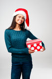 Christmas fun latino Royalty Free Stock Photography