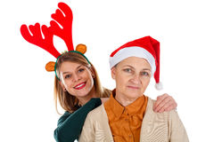 Christmas fun Royalty Free Stock Photography