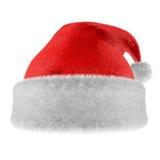 Christmas fur hat Royalty Free Stock Image