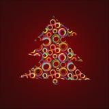 Christmas fur tree. Stock Image