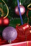 Christmas fur-tree Stock Photo