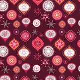 Christmas gackground / pattern Stock Photos