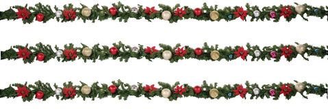Free Christmas Garland Stock Photo - 14782870