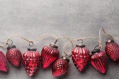 Christmas garland. Stock Images