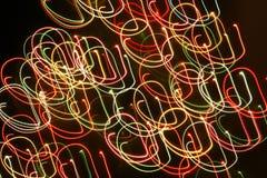 Christmas garland Royalty Free Stock Image