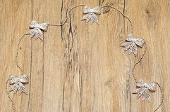 Christmas garland Royalty Free Stock Photography