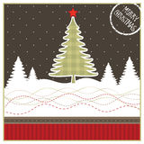 Christmas geeting card Stock Image
