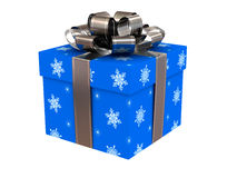 Free Christmas Gift Royalty Free Stock Photo - 16560355
