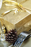 Christmas Gift Stock Image