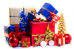 Christmas gift Stock Photo