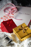 Christmas Gift Stock Photos